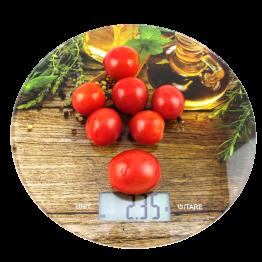 Kitchen Scale (Round)